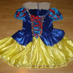 Costum carnaval serbare alba ca zapada pentru adulti marime M - Costum Halloween, Marime: Masura unica, Culoare: Din imagine