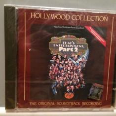 Hollywood Collection - Soundtrack(1976/Warner/Holland) - CD ORIGINAL/Nou/Sigilat, Columbia