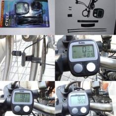 Computer / calculator bicicleta vitezometru / viteza - Accesoriu Bicicleta