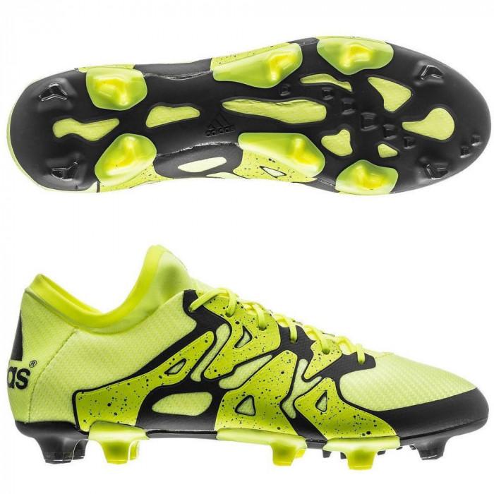 c662de7fb667 Ghete Fotbal Crampoane Adidas X 15.1 FG AG Profesional 45 1 3 ...