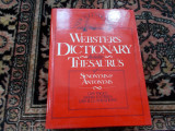 Webster 's  Dictionary  of english language