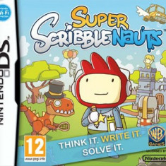 Super Scribblenauts Nintendo Ds - Jocuri Nintendo DS