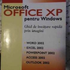 Microsoft Office Xp Pentru Windows. Ghid De Invatare Rapida P - Steve Sagman, 405572
