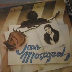Vinil rar jean moscopol - Muzica Lautareasca electrecord