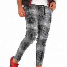 Pantaloni barbati de trening gri - COLECTIE NOUA - 9372, Marime: M, L, XL, Culoare: Din imagine