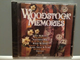 Woodstock Memories - Various Artists (1995/SONY/AUSTRIA) - CD ORIGINAL/Nou, sony music
