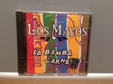 LOS MAYOS - LA BAMBA CARNAVAL (1992/DISCO MAGIC/ITALY) - CD ORIGINAL/Nou/Sigilat
