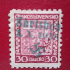 GERMANIA/SUDETELAND/KARLSBAD 1938, Nestampilat