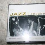 JAZZ Legends The SOHO Colection CD(3 CD-uri)