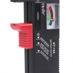 Tester pentru verificarea bateriilor Universal Battery Checker Tester AA AAA C D 9V