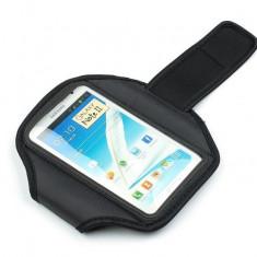 Armband husa brat mana telefon pt alergat pentru Samsung Note 2 3 4 5 8