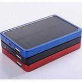 Baterie externa solara 4000mAh pentru telefon, tableta, mp3, PDA