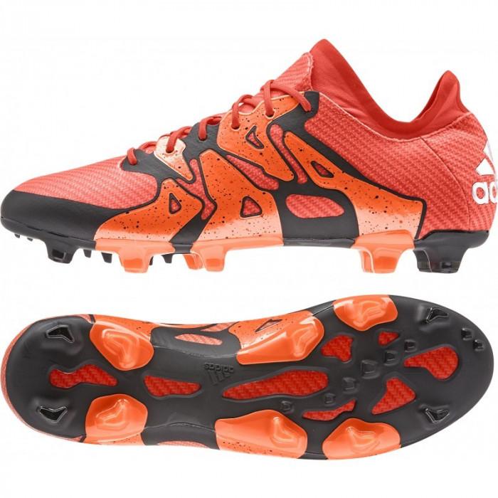 ad2c21ec748b Ghete Fotbal Crampoane Adidas X 15.1 FG AG Profesional 40 2 3 ...