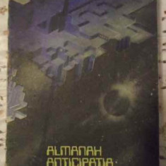 Almanah Anticipatia 1989 - Colectiv, 405616 - Carte SF