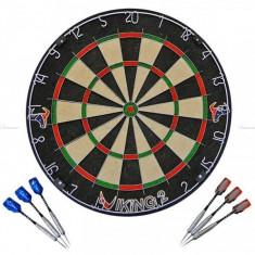 Tinta steel darts Viking 2. - cu 2 seturi de sageti cadou - Dartboard