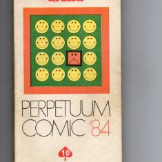 PERPETUUM COMIC URZICA* - 1984 - Almanah