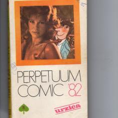 PERPETUUM COMIC URZICA* - 1982 - Almanah