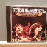 CREEDENCE CLEARWATER REVIVAL - BEST (1991/FANTASY/UK) - CD ORIGINAL/Nou/Sigilat - Muzica Rock universal records
