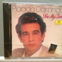 Placido Domingo - Be My Love (1976/Universal/Germany) - CD ORIGINAL/Nou/Sigilat - Muzica Clasica deutsche harmonia mundi
