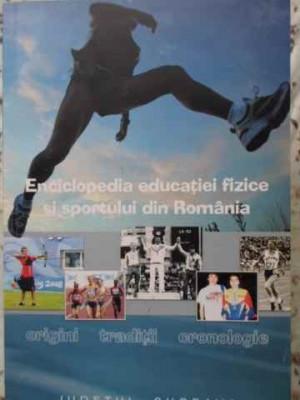 Enciclopedia Educatiei Fizice Si Sportului Din Romania. Judet - Androhovici Mihai Si Colab. ,405688 foto
