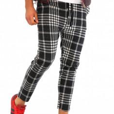 Pantaloni barbati de trening gri - COLECTIE NOUA - 9368, Marime: M, XL, Culoare: Din imagine