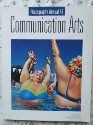Photography Annual 42. Communication Arts. August 2001 - Colectiv ,405653 foto