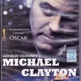 Michael Clayton, DVD, Romana, prorom