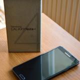 Samsung Galaxy Note 4 4g Negru - Telefon mobil Samsung Galaxy Note 4, Neblocat
