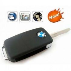 Telecomanda auto BMW cu camera spion