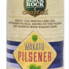 Black Rock Crafted Wakatu Pilsner - kit pentru bere de casa 23 litri.