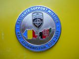 HOPCT MEDALIE BATALIONUL 341 INFANTERIE NATO RECHINII-ROMANIA-AFGANISTAN 2017