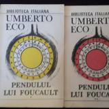 Pendulul Lui Foucault Vol.1-2 - Umberto Eco  - 9
