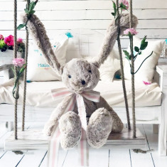 Sweet Bunny Bag – Ghiozdanel Iepuras Jucarie Personalizata