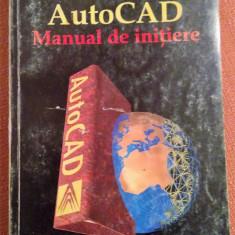 AutoCad. Manual de initiere - Constantin Stancescu