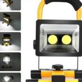 Proiector reincarcabil portabil LED 30 W cu mufa USB - Proiectoare tuning