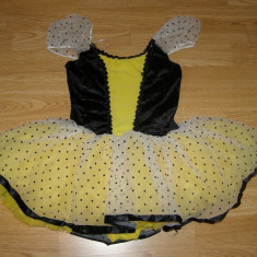 Costum carnaval serbare rochie dans balet pentru copii de 8-9-10 ani - Costum dans, Marime: Masura unica, Culoare: Din imagine