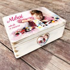 Your Magic Memories Box – cutie personalizata cu fotografia ta, Cadouri Valentine`s Day