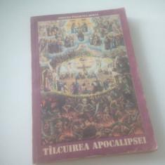 SF ANDREI EPISCOPUL CEZAREII și SF AMBROZIE AL MILANULUI, TÂLCUIRI LA APOCALIPSĂ - Carti ortodoxe