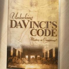 Unlocking DaVinci's Code. Mystery or Conspiracy? (DVD, Documentar) - Film documentare, Altele