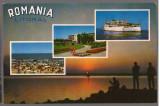CPI (B9155)  CARTE POSTALA - ROMANIA - LITORAL, MOZAIC