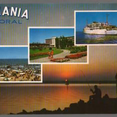 CPI (B9155) CARTE POSTALA - ROMANIA - LITORAL, MOZAIC - Carte Postala Dobrogea dupa 1918, Circulata, Fotografie