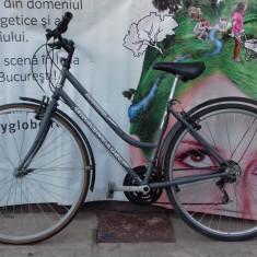 Bicicleta British - Bicicleta de oras Bianchi, 17 inch, 28 inch, Numar viteze: 21