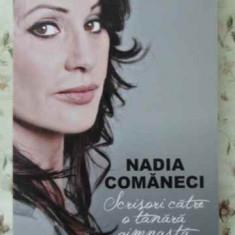 Scrisori Catre O Tanara Gimnasta - Nadia Comaneci, 405712 - Carte sport