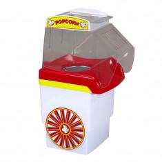Aparat pentru popcorn, 1200 W, 0.27 l, Alb/Rosu - Aparat popcorn