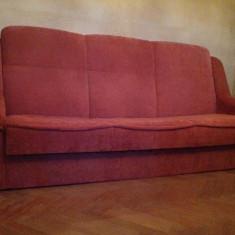 Set canapea extensibila + 2 fotolii, Canapele extensibile