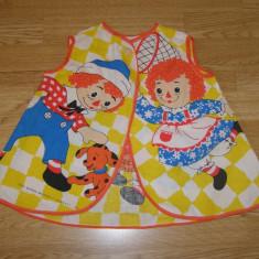 Costum carnaval serbare hansel si gretel pentru copii de 4-5 ani - Costum Halloween, Marime: Masura unica, Culoare: Din imagine