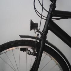 Bicicleta DHS - Bicicleta de oras DHS, 21 inch, Numar viteze: 10