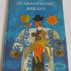 (T) Móra Ferenc - Az aranyszőrű bárány, 1984, carte pt copii, limba maghiara