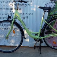 Bicicleta Vortex - Bicicleta de oras Trek, 24 inch, 28 inch, Numar viteze: 3