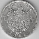 1 LEU 1894  STARE  FOARTE BUNA